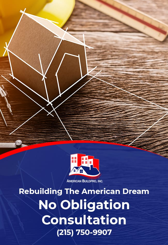 Rebuilding The American Dream